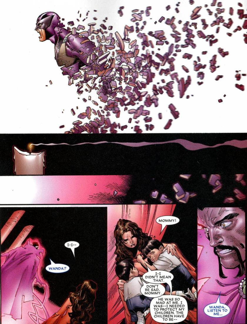 Death of Hawkeye #2