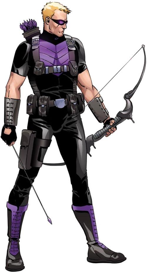 Modern Hawkeye