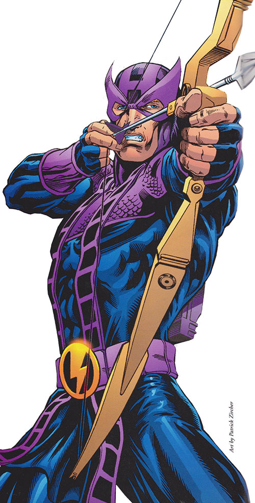 Most Underrated Heroes Vol.3 – Hawkeye