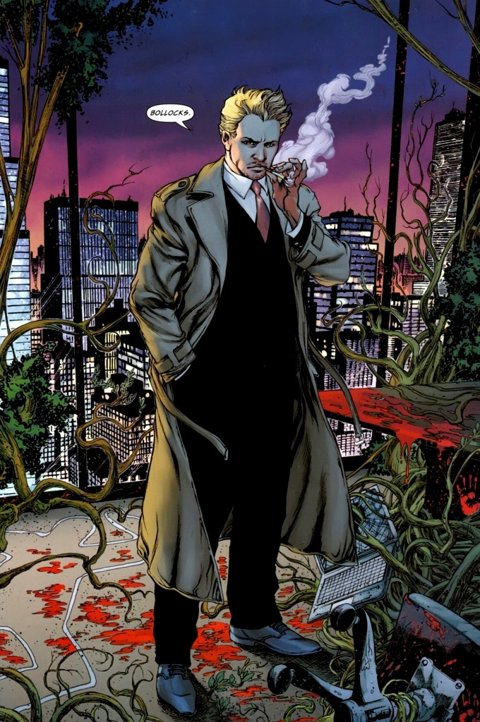 Most Underrated Heroes Vol.4 – Constantine