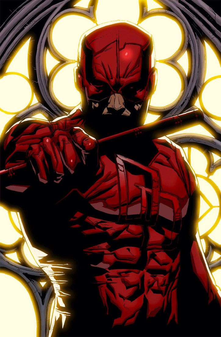 Most Underrated Heroes Vol.5 – Daredevil