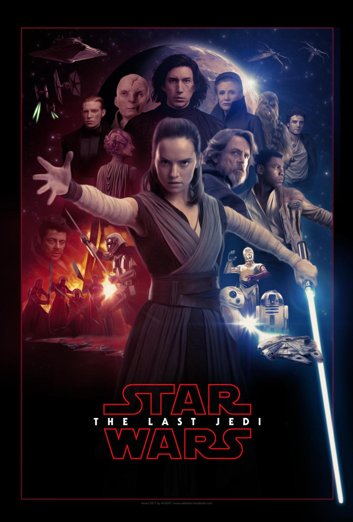 Star Wars: The Last Jedi – Bad but notUnwatchable