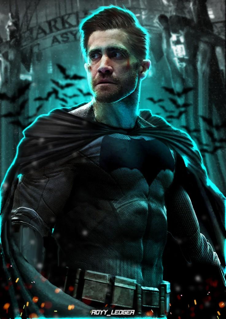 Gyllenhall Batman