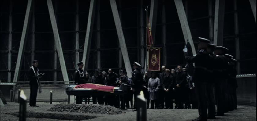 ODST funeral