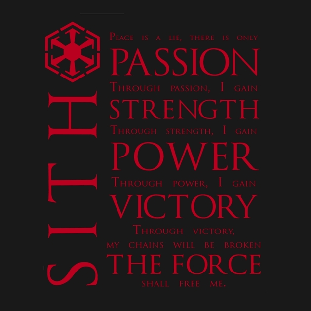Sith Code