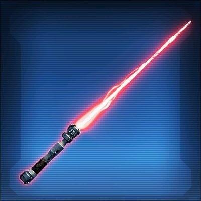 Unstable Sith Blade