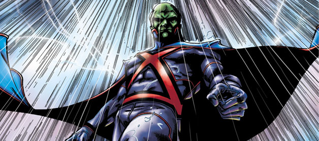 Most Underrated Heroes Vol. 8 – Martian Manhunter