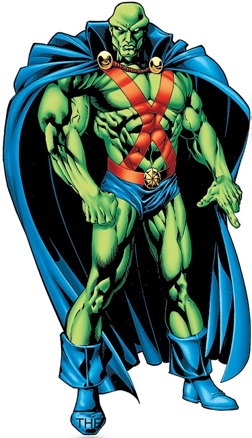 Martian-Manhunter-DC-Comics-JSA