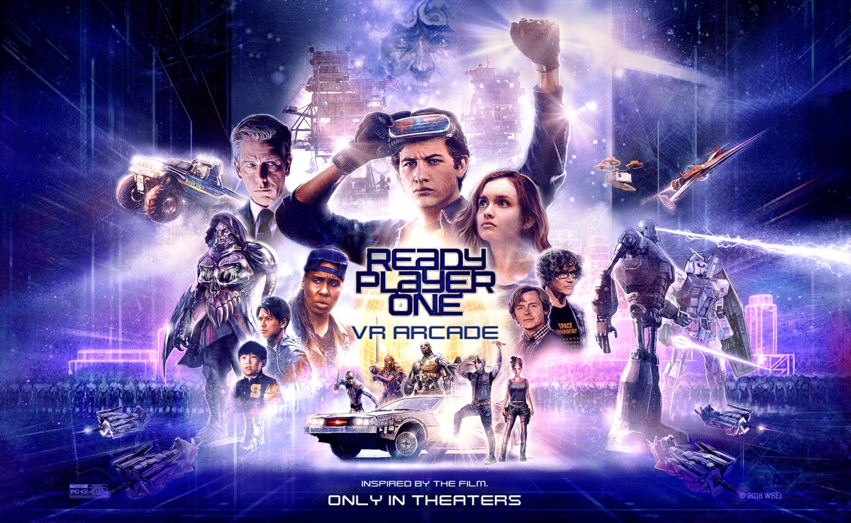 Ready Player One – A Commentary On The Path of Modern Gaming
