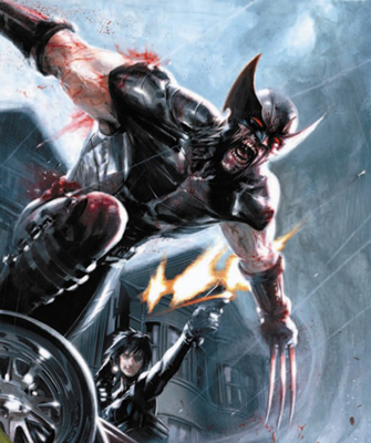 wolverine X force