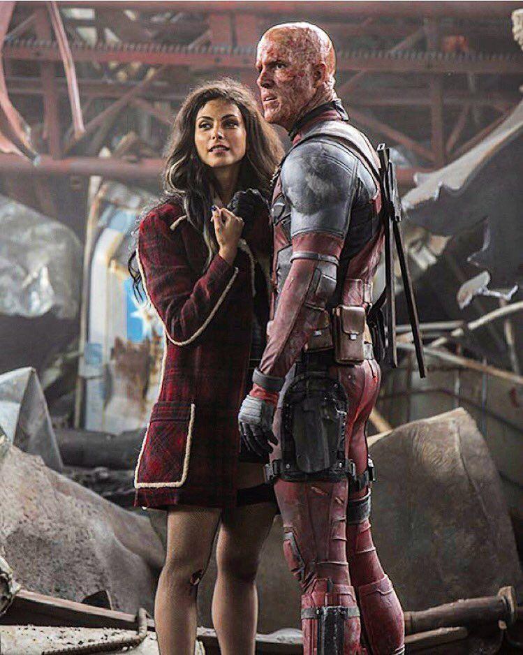 Wade and Vanessa