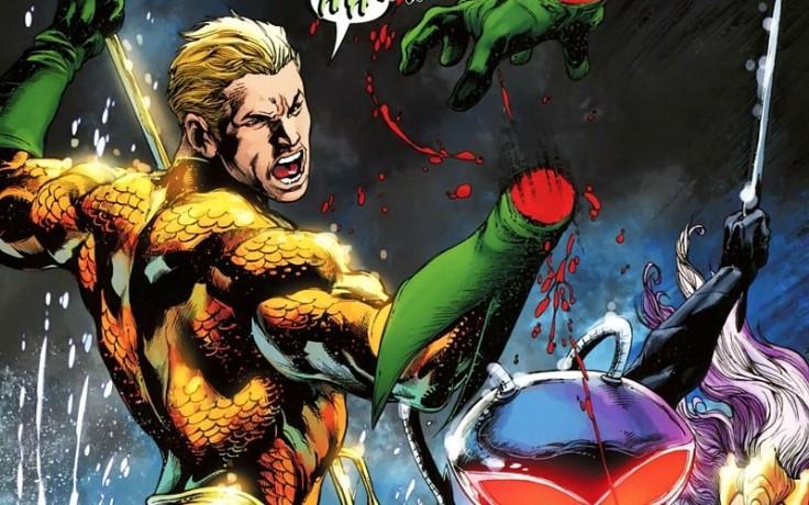 Aquaman vs. Black Manta