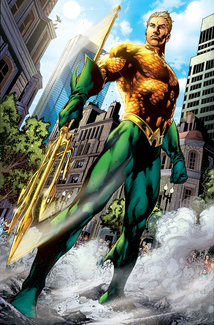 Most Underrated Heroes Vol.10 – Aquaman