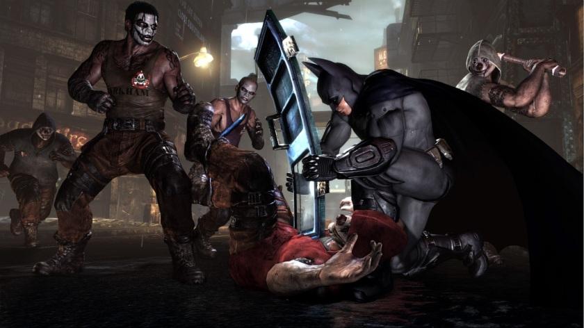 Arkham City Combat