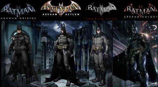 Arkham Series