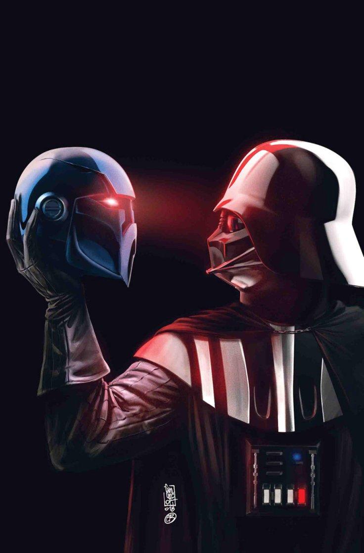 Vader and Momin