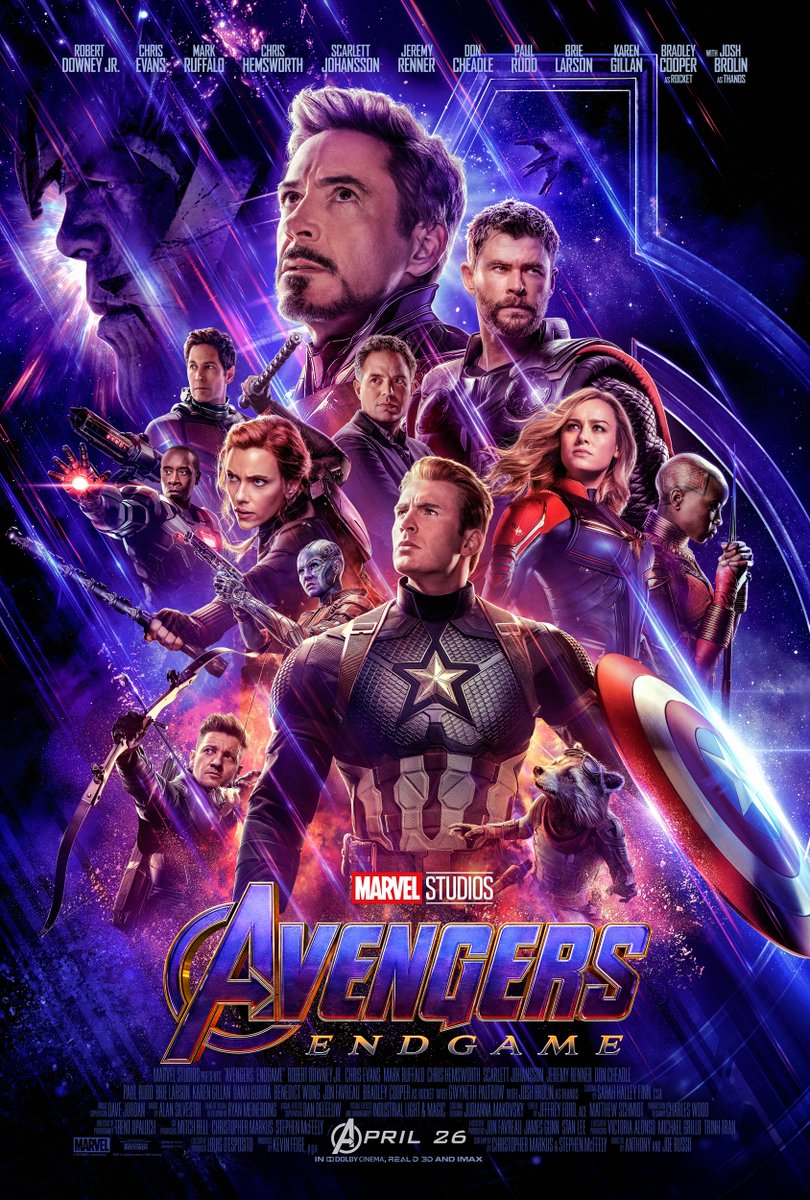 """Whatever It Takes"" – Avengers Endgame"