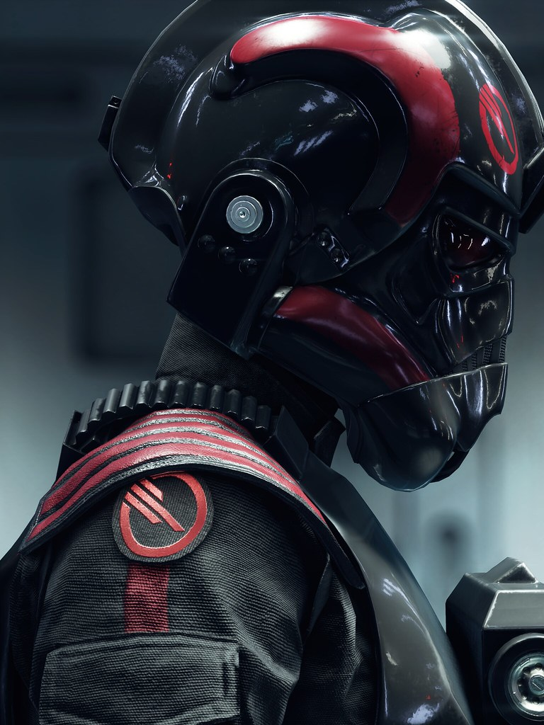Iden Versio – Imperial Soldier Turned Rebel Hero